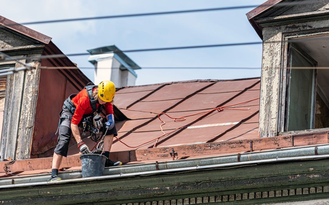 Tips for Cleaning the Roof