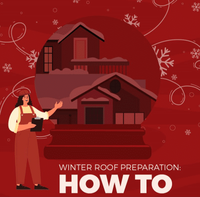 Winter Roof Preparation: How-To