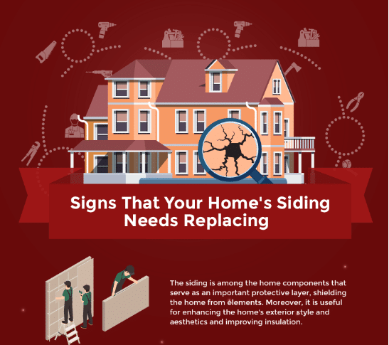 Signs That Your Home's Siding Needs Replacing