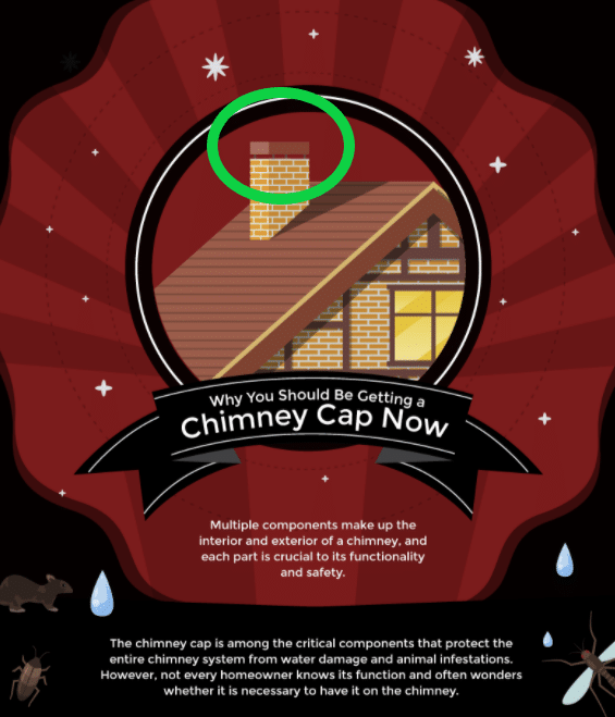 Why You Should Be Getting a Chimney Cap Now